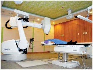 Cyberknife in Korea