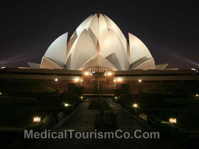 Lotus Temple - New Delhi India