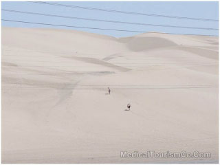 Sand Mountains in Algodones - Mexico