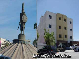 Tijuana - the City and the Hospital-for-Surgery