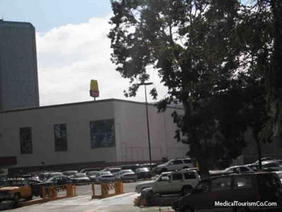 McDonald's Across Hospital Angeles - Tijuana