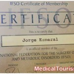 Dr. Esmeral Certificate 3