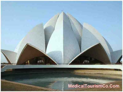 Lotus Temple - Delhi - India