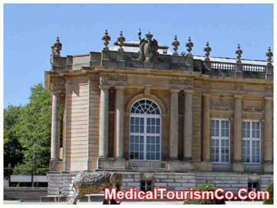 Royal Museum for Central Africa in Tervuren - Belgium