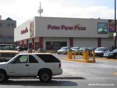 Peter Piper Pizza Near Hospital Angeles