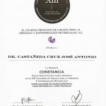 Puerto Vallarta Bariatric Surgeon Certificate