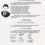 Dr. Ponce Medical Certificate