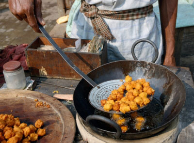 Fried Indian Food