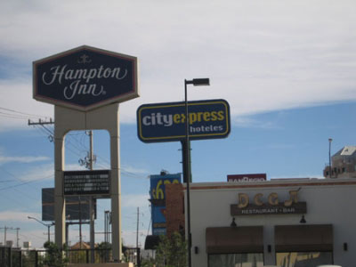 Hampton Inn City Express-