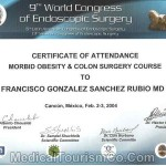 Dr. Gonzalez - Morbid Obesity Surgery Course