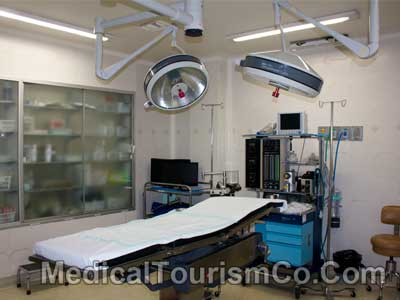 Operation Theater - Modera Hospital - Tijuana