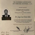 Dr. Jorge L. Green - Bariatric Surgeon in Tijuana, Mexico