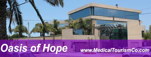 Oasis of Hope - Hospital in Tijuana - Mexico