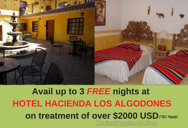 Los Algodones Mexico Promotional Offer