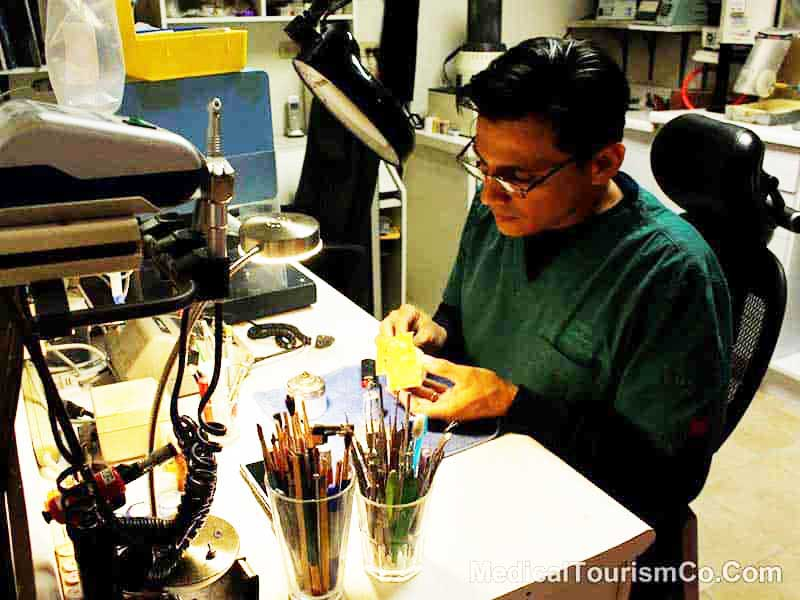 In-House Dental Lab in Mexicali