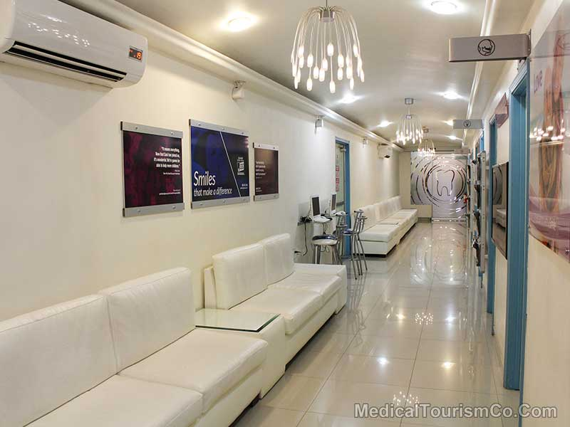 Lounge Area Of The Dental Clinic
