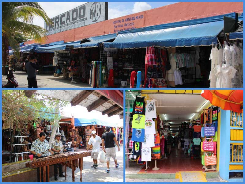 Mercado in Cancun - Mexico