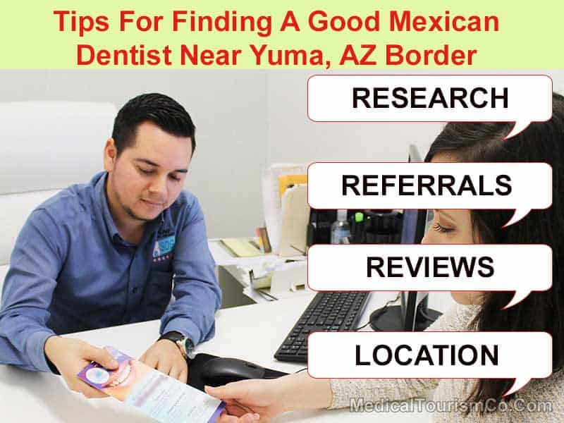 Tips For Finding A Mexican Dentist