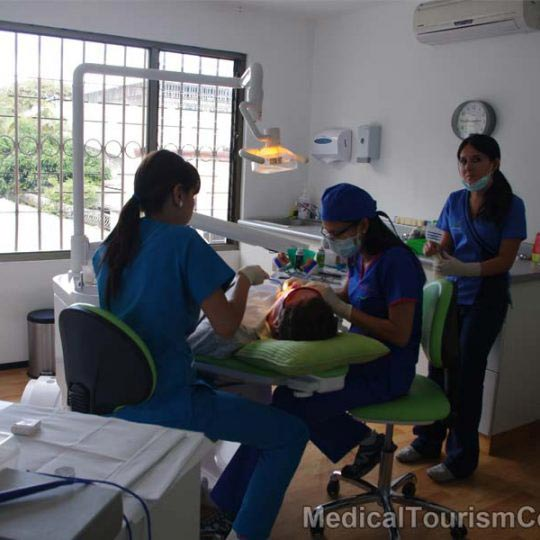 New Smile Dental Costa Rica Dentists Patient